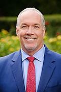 British Columbia Premier John Horgan