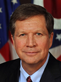 Ohio Governor John R. Kasich