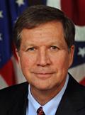 Ohio Governor John R. Kasich