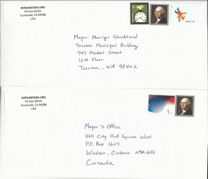 Letters to Tacoma and Windsor_061915