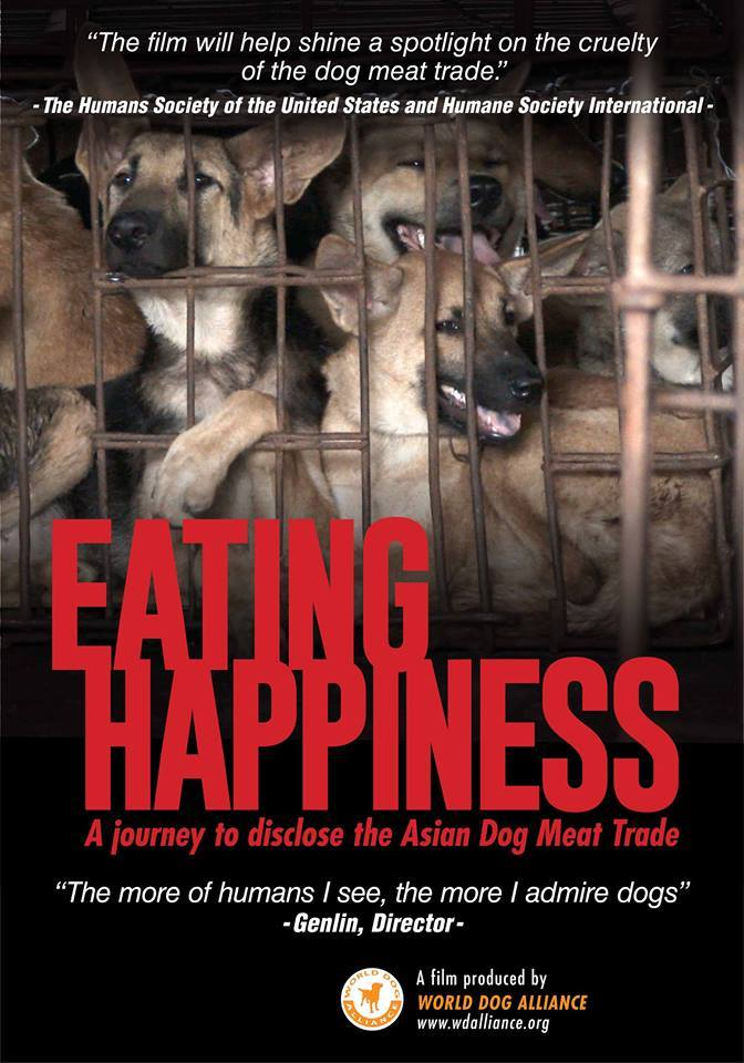 Eating Happiness Poster