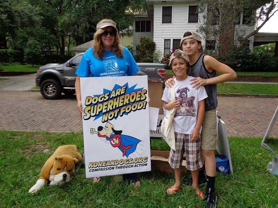 WORLD ANIMAL DAY AT ORLANDO'S EOLA PARK, 10-4-15_1