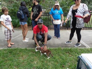 WORLD ANIMAL DAY AT ORLANDO'S EOLA PARK, 10-4-15_17