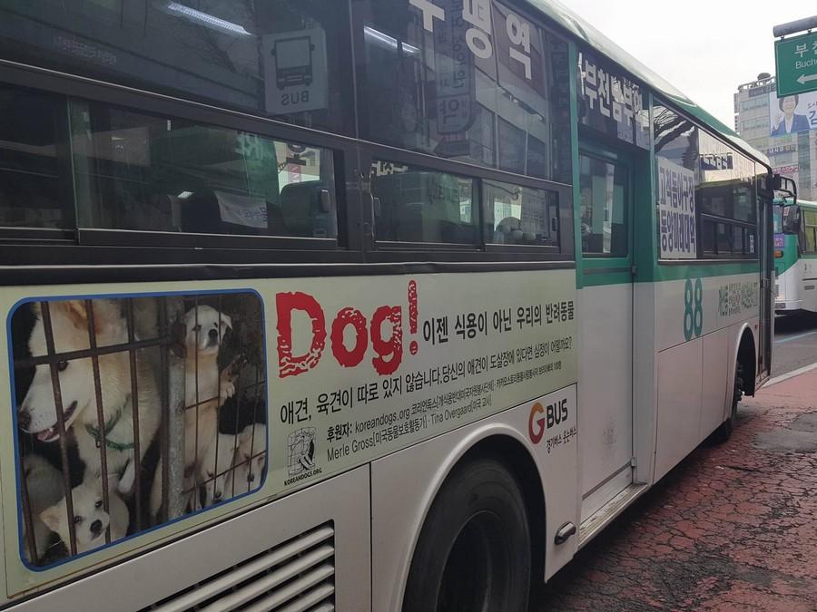 2016 Bus Ad Campaign