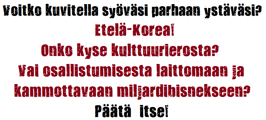 Finnish Website Text