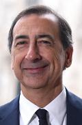 Milan Mayor Giuseppe Sala