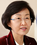 Gangnam-gu District Mayor Yeon-Hee Shin