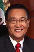 Irvine Mayor Steven S. Choi