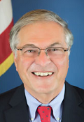 Pasadena Mayor Terry Tornek