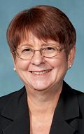 Gwinnett County Commissioner Charlotte J. Nash
