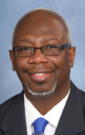 Liberty County Commissioner Donald Lovette