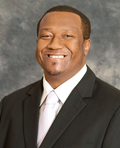 Herico County Chairman  Tyrone E. Nelson