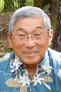 Hawaii County Mayor Harry Kim
