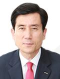 Pohang Mayor Kang-Deok Lee