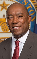 Houston Mayor Sylvester Turner