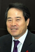Damyang Mayor Hyung-Sik Choi