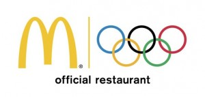 McDonald Olympic Logo