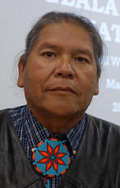 Oglala Lakota County Commissioner Wendell W. Yellow Bull