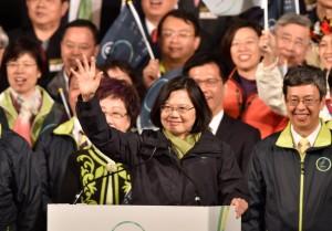 Taiwan President Tsai Ing-wen.