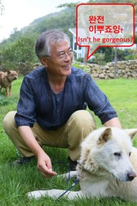 Moon Jae-In's Puppies 5