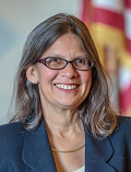Alameda Mayor Trish Herrera Spencer