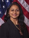 Cupertino Mayor Savita Vaidhyanathan