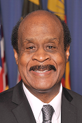 Montgomery County Executive Ike Leggett