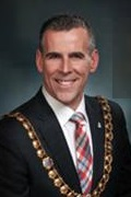 Saint John Mayor Don Darling