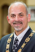 Belleville Mayor Taso A. Christopher