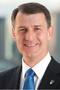 Brisbane Mayor Graham Quirk