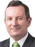 Premier of Western Australia Hon. Mark McGowan