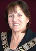 Singleton Mayor Sue Moore