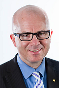 Blue Mountains Mayor Mark Greenhill