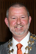 Penrith Mayor John Thain