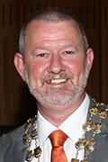 Penrith Mayor John Thain