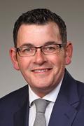 The Hon Premier of Victoria Daniel Andrews MP