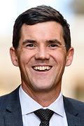 Wellington Mayor Justin Lester