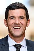 Wellington Mayor Justin Lester